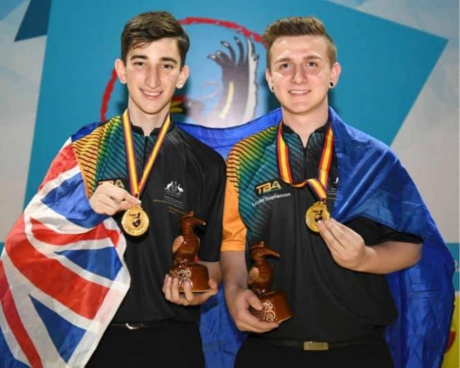 ASC 2017 Doubles Gold